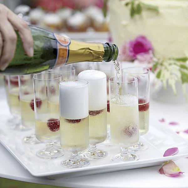 Party Bilder champagne idee deko frisch getränke
