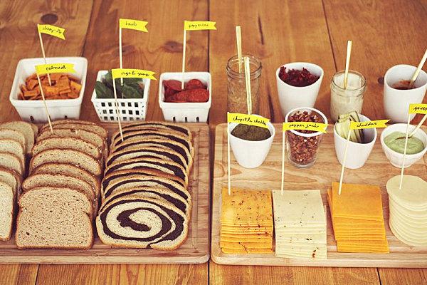 Party Bilder köstlichkeiten kuchen lecker