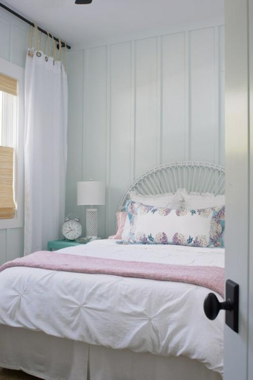 Seil Dekoration passt zu jedem Raum gardinen schlafzimmer