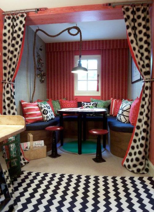 seil dekoration passt zu jedem raum originelle ideen. Black Bedroom Furniture Sets. Home Design Ideas