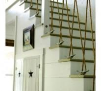 Seil Dekoration passt zu jedem Raum
