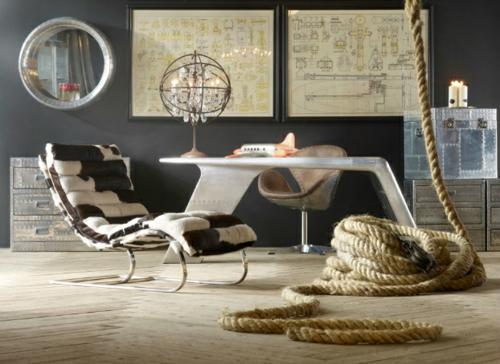 10 der besten vintage schreibtische in ihrem homeoffice. Black Bedroom Furniture Sets. Home Design Ideas