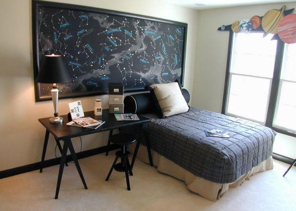 wanddeko schlafzimmer selber machen wanddekoration mit plakaten eine vintage atmosphre im trendy haus
