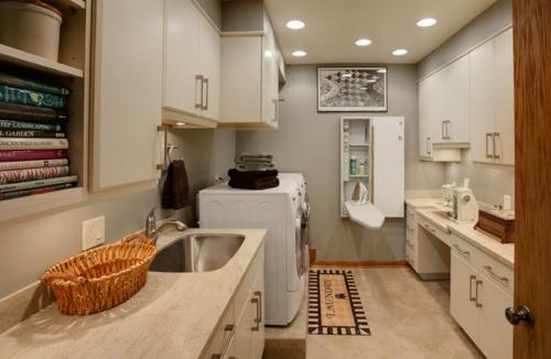 waschbecken f r die waschk che tipps zur einrichtung des. Black Bedroom Furniture Sets. Home Design Ideas