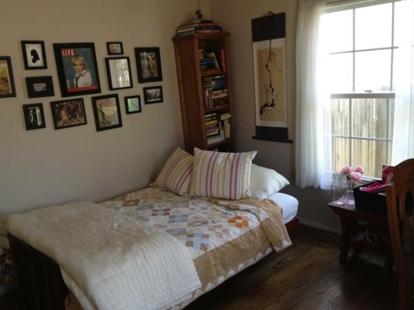 attraktives gästezimmer design dezent und frisch
