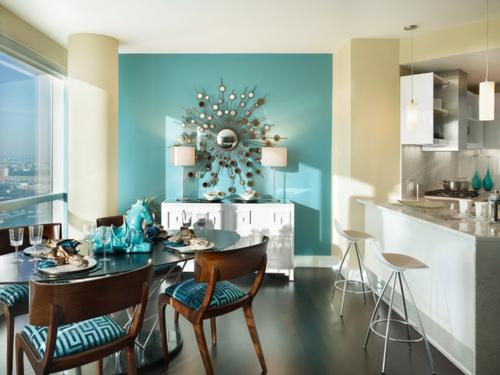 Deko wohnzimmer türkis  wohnzimmer deko : wohnzimmer deko ideen blau ~ inspirierende ...