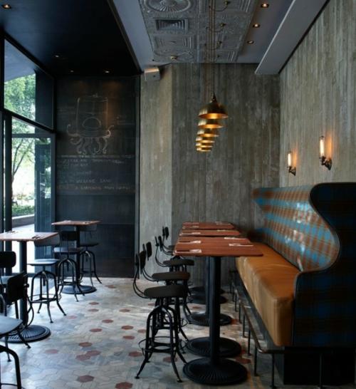 30 coole grunge interior designs eigenartige for Coole einrichtung