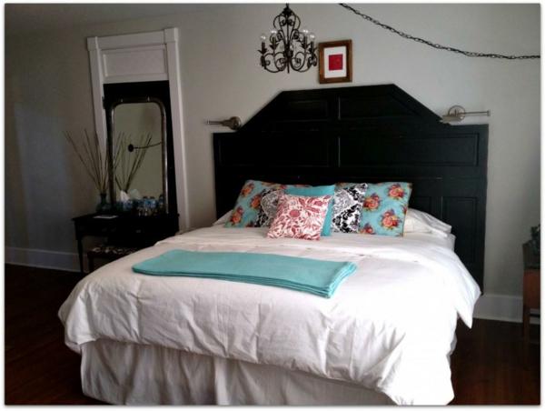 Das perfekte Kopfteil finden - das langweilige Schlafzimmer aufpeppen