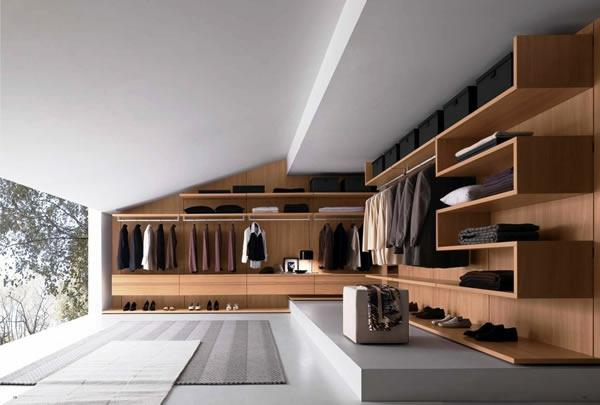 Kleiderschrank Dachboden den kleiderschrank intelligent organisieren 50 pläne und lagerideen