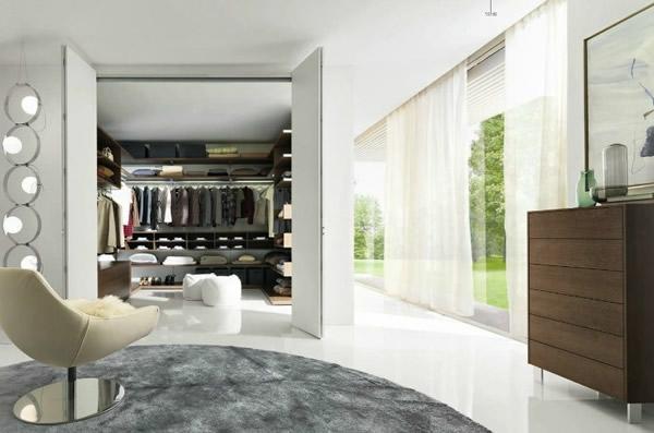 den kleiderschrank organisieren gut versteckt