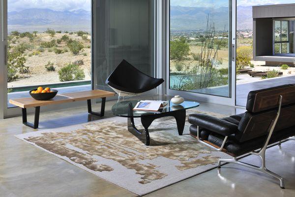 designer coconut stuhl in schwarz leder sofa