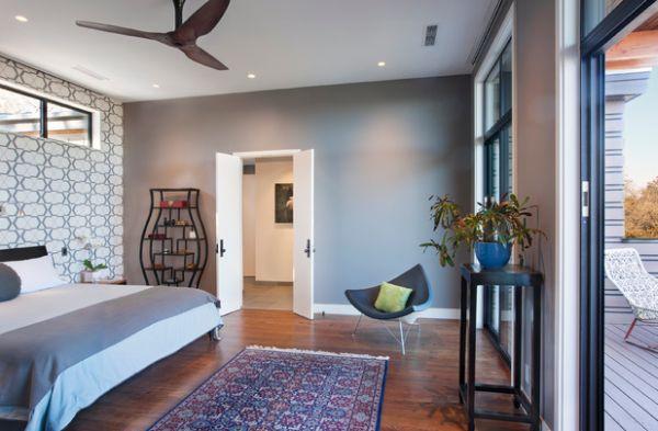 designer coconut stuhl kleiner perser teppich