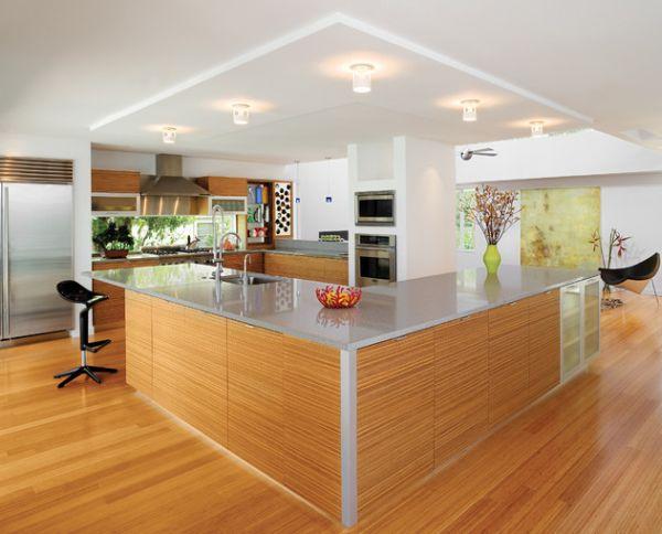 designer coconut stuhl l förmige kücheninsel