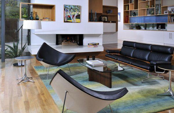 designer coconut stuhl moderne wandkunst
