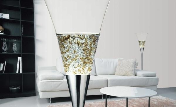 luxpro design stehleuchte stehlampe wohnzimmer lampe leuchte ... - Moderne Wohnzimmer Stehlampe