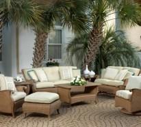 Die perfekten Outdoor Möbel für den Sommer aussuchen – nützliche Tipps für die Terrasse oder den Garten