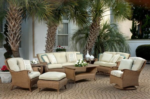 die-perfekten outdoor möbel geschmeidiges design in creme und caramel von andrea baker home