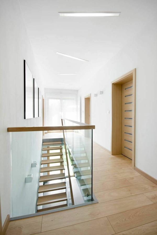 elegantes designer haus von widawscy studio architektury in zabrze. Black Bedroom Furniture Sets. Home Design Ideas