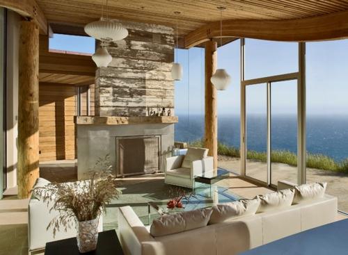 6 Erstaunliche In Die Erde Eingebaute Häuser