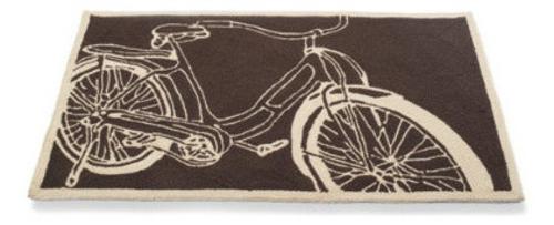 fahrräder sommerdeko fußmatte