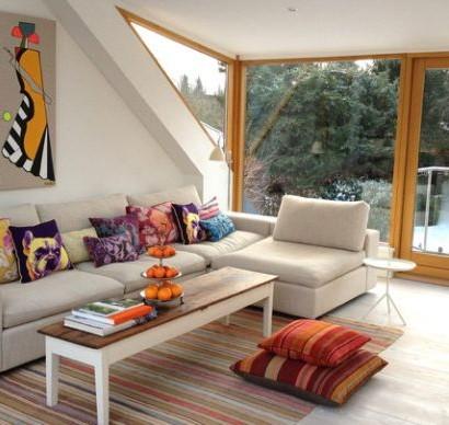 Freuden Der Natur Als Dekoration: 30 Stilvolle Moderne Innenräume Mit  Fruchtfrische