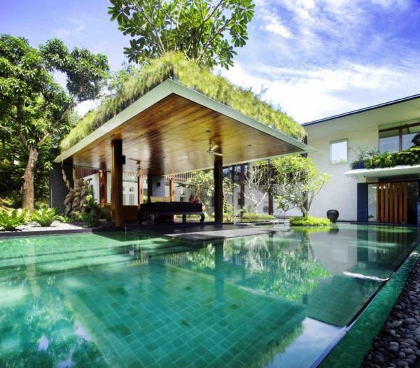 Wie Kann Man Einen Garten Im Umweltfreundlichen Haus Gestalten Umweltfreundliche Gartengestaltung