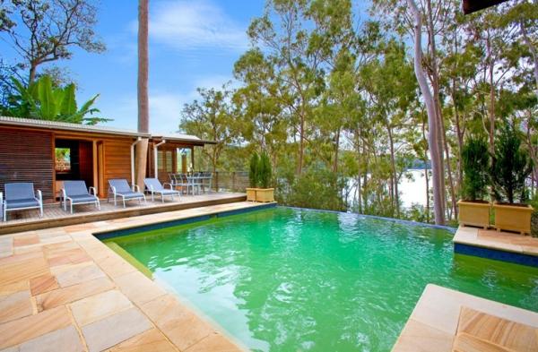 gemütliches ferienhaus geräumiger pool