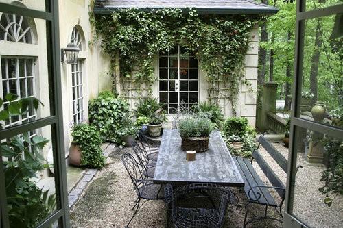 40 Coole Ideen Fur Kleine Urbane Garten Designs