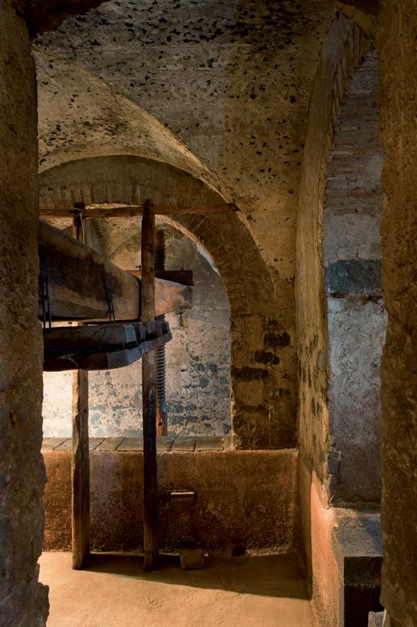 historisch architektur modern design hotel sizilien fragmente