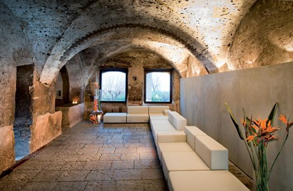 Klassische architektur und modernes hotel design auf sizilien for Designhotel sizilien