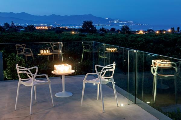 historisch architektur modern design hotel sizilien terrasse stadt