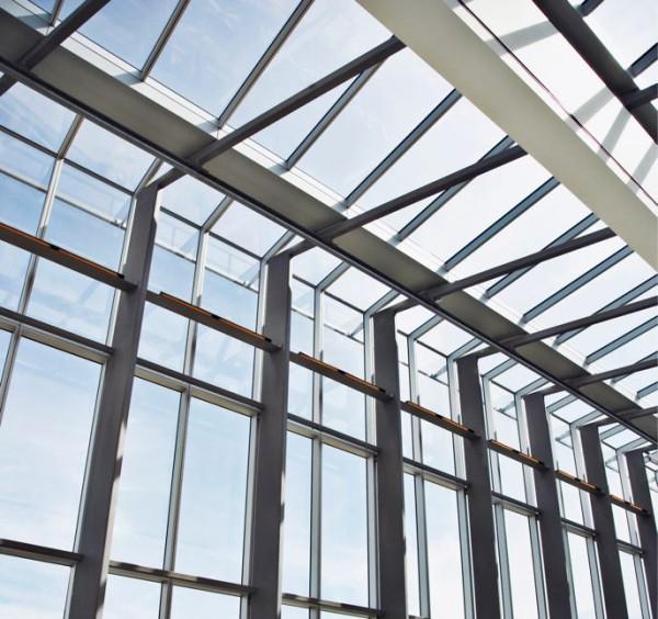 intelligente fenster designs robuste metall konstruktioin