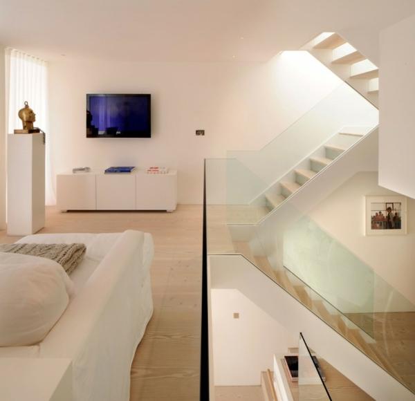 Interior design im skandinavischen stil erhellt eine for Wohnung interior