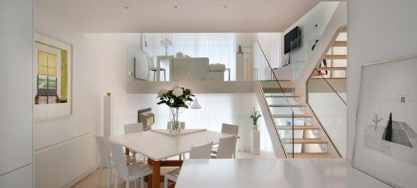 interior design im skandinavischen stil erhellt eine londoner wohnung innedesign - Wohnung Design