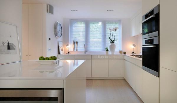 Interior Design Im Skandinavischen Stil Erhellt Eine Londoner Wohnung