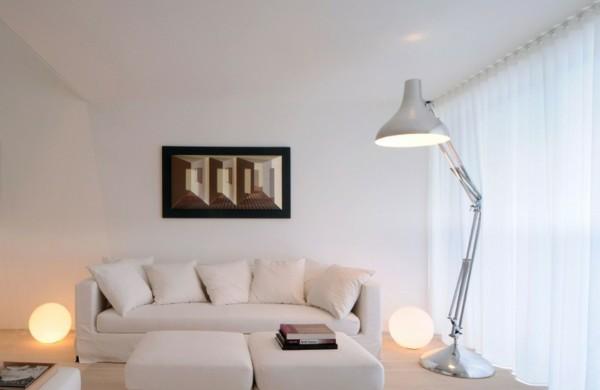 Interior design im skandinavischen stil erhellt eine - Fliesen skandinavischen stil ...