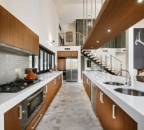 Schickes Küchen Design: Wie sollte man die Spüle gestalten?