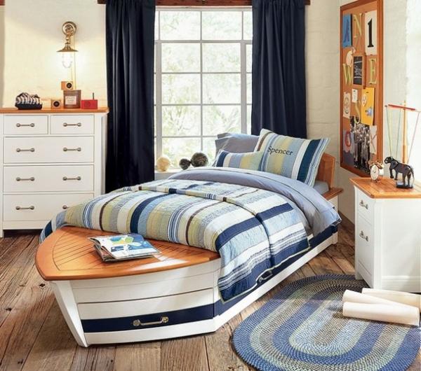 kinderbetten designs 20 schicke und einzigartige ideen. Black Bedroom Furniture Sets. Home Design Ideas