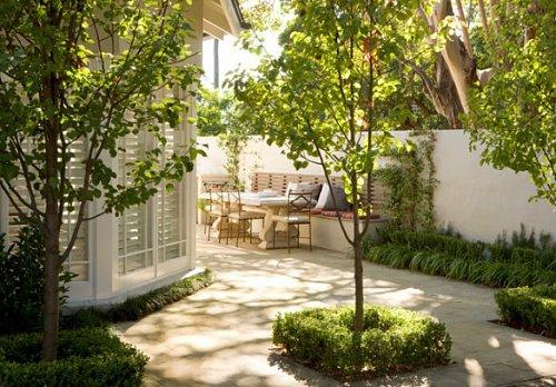 40 Coole Ideen Für Kleine Urbane Garten Designs | Gartengestaltung ...
