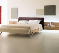 Komfortables Bett mit Stil  – Gestalten Sie Ihr Schlafzimmer neu durch eine Kreation von Acerbis!