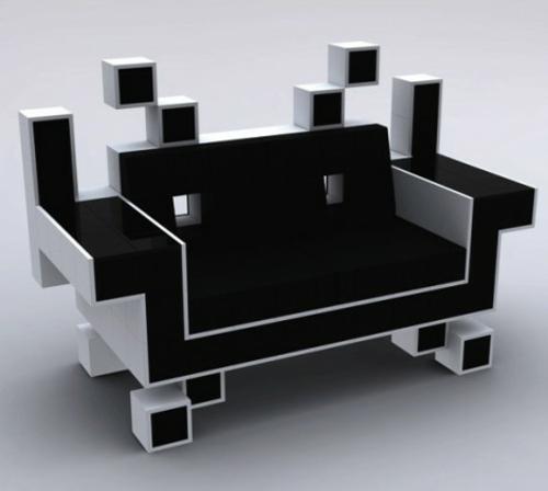 kreative raumgestaltung roboter sofa