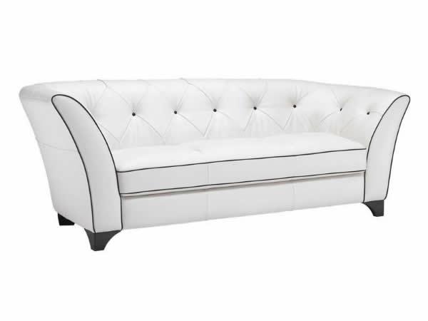luxus designer sofa sehr elegant aus leder