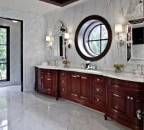 Marmor im Haus verwenden? – Nicht immer die beste Idee