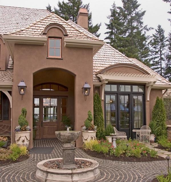 Deko Hausture Eingangsbereich Home Ideen