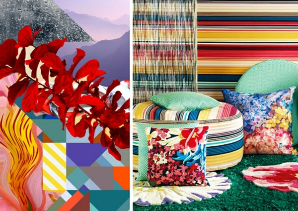 missoni home collection home sommer ideen