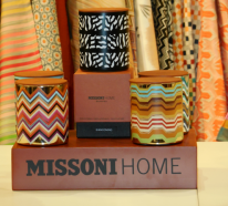 Missoni Home Collection Sommer 2013 – blumig und farbenfroh