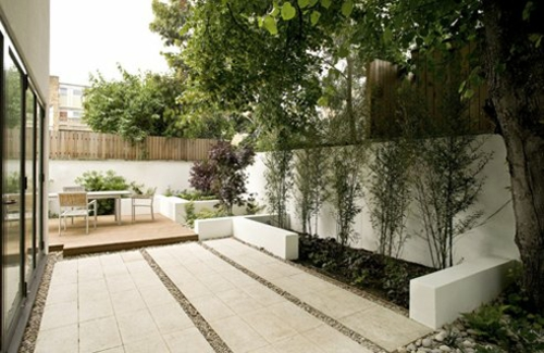 garten sichtschutz pflanzen modern – performal, Garten ideen gestaltung