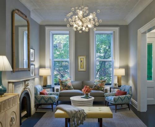 moderne leuchten bringen schwung in den traditionellen h usern. Black Bedroom Furniture Sets. Home Design Ideas