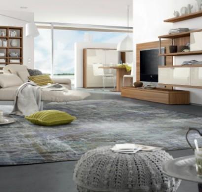 Moderne Wohnzimmer Einrichtung – originelle und multifunktionelle ...