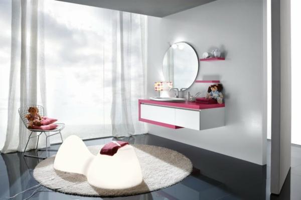 praktische Einrichtungsideen fürs Badezimmer feminine design